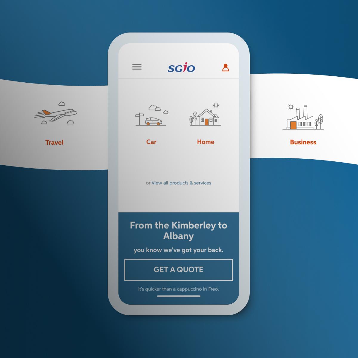 SGIO & SGIC