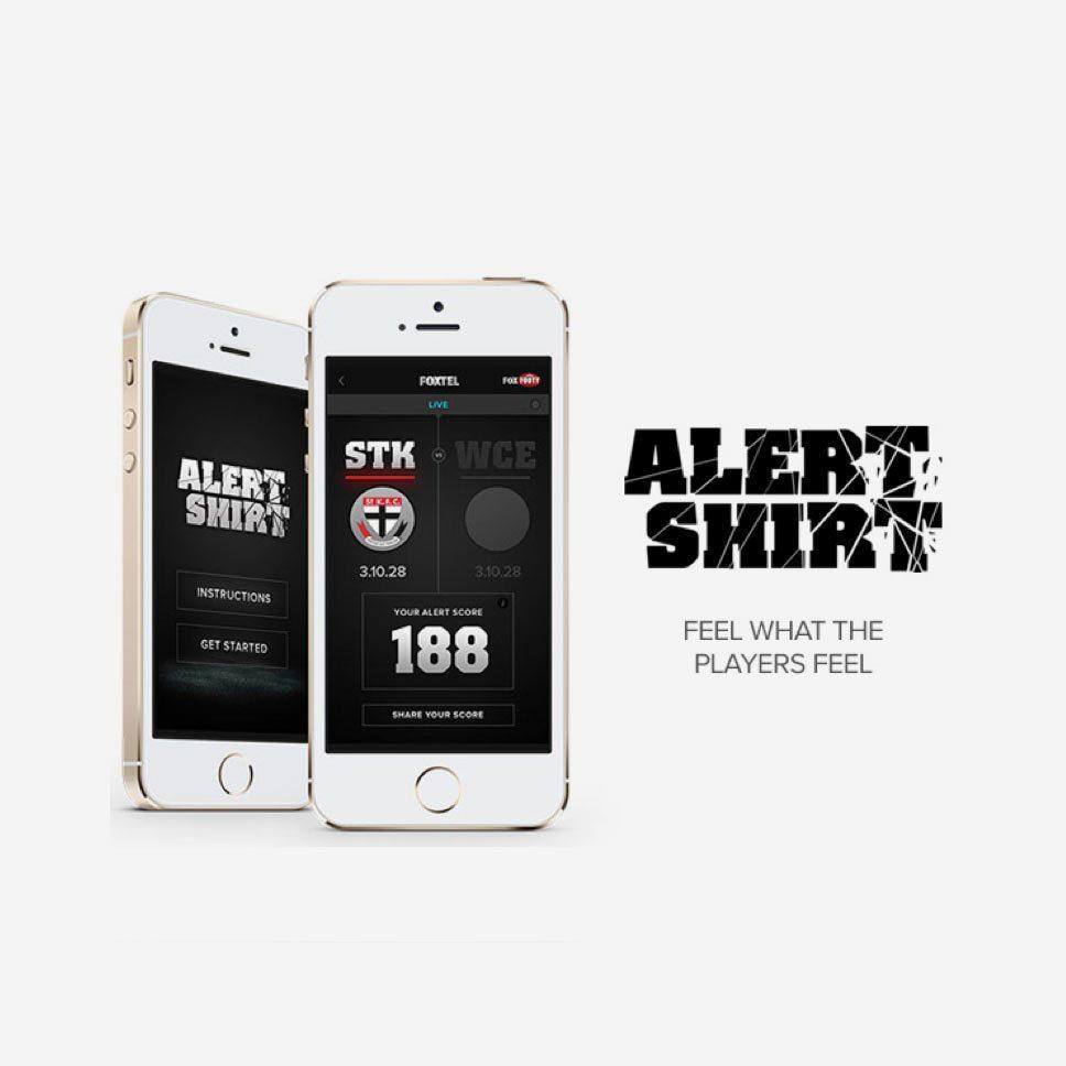 Foxtel: Alert Shirt